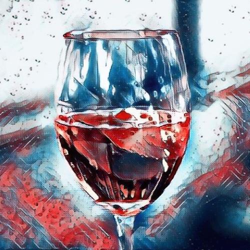 """""""Oh"""", rief ein Glas Burgunder – Joachim Ringelnatz"""