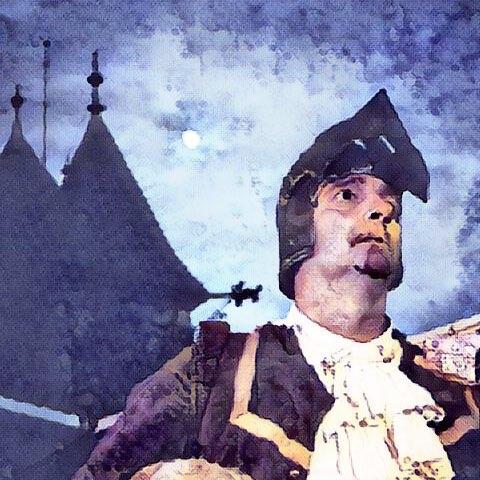 Ritter Olaf – Heinrich Heine