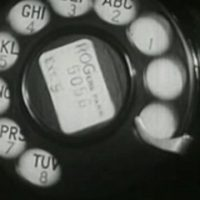 Telefonischer Ferngruss - Joachim Ringelnatz
