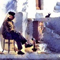 Zum Einschlafen zu sagen - Rainer Maria Rilke