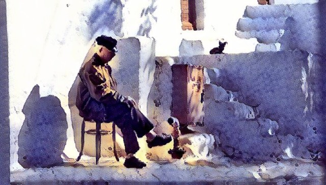 Zum Einschlafen zu sagen – Rainer Maria Rilke