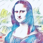 Das Lächeln der Mona Lisa - Kurt Tucholsky